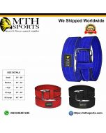 Weight Lifting Suede Leather Belt
