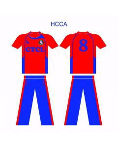 Custom made cricket clothing for CTCL USA cricket league